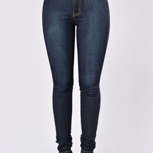 High Waist Skinny Jeans NWOT